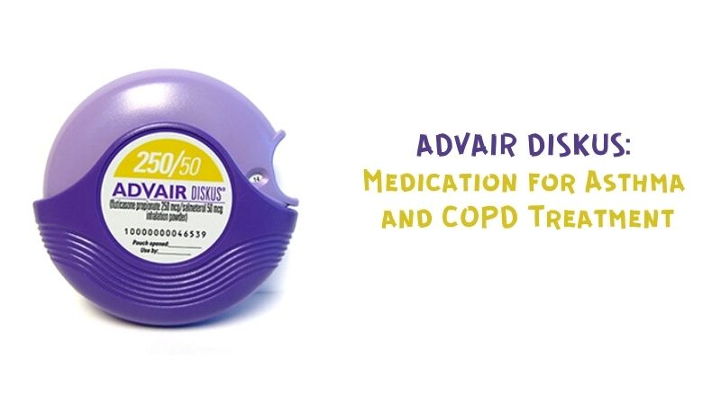 Advair Diskus Medication For Asthma And Copd Treatment United Way Pharmacy Global Generic Supplier