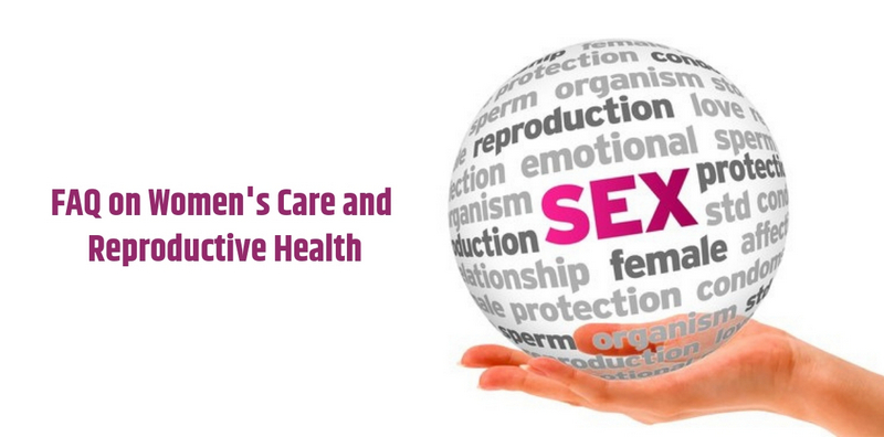 FAQ on Women's Care and Reproductive Health