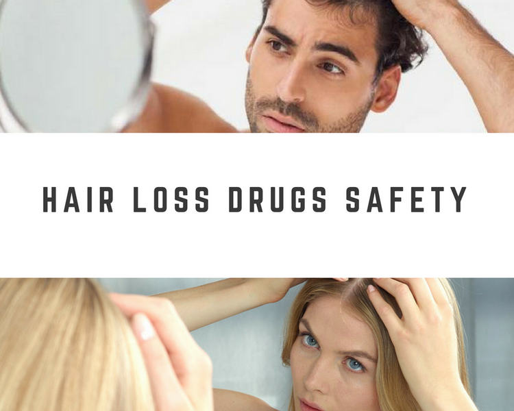 Hair Loss Drugs Safety